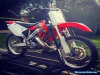 Husqvarna 310 Honda cr250