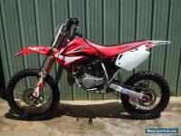 Honda CR 85 Big Wheel / Small Wheel Motorbike