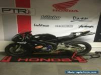 HONDA CBR 600 RR 3 2003 RACE BIKE TRACK BIKE