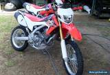 honda crf250l 2015 model may suit yamaha ttr or kx kawasaki for Sale