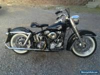 1963 Harley-Davidson Panhead, FL