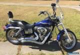 2007 Harley-Davidson Dyna 2007 FXDB Street Bob for Sale