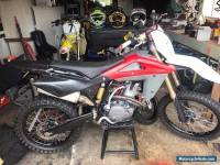 2006 husqvarna TE450 road dirt trail bike motorbike