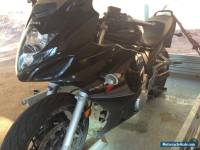SUZUKI GSX650F with light damage, repairable