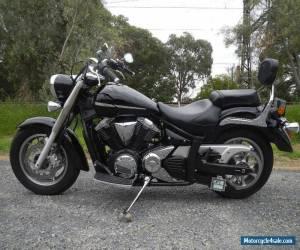 YAMAHA XVS 1300 2008 0NE ONWER WITH UNDER 2000 Ks AS BRAND NEW  for Sale