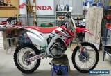 Honda 2015 CRF450R for Sale