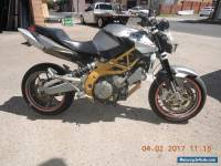 APRILIA SHIVER 750 2008 GREAT NAKED SPORTS BIKE ITALY TWIN