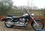 YAMAHA XVS 125 DRAGSTAR CLASSIC CUSTOM CRUISER LOW SEAT LEANER LEGAL COMMUTER ! for Sale