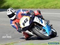 Suzuki GSXR1000 race track bike road Reg.