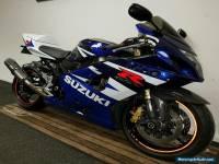 SOLD - 2004 SUZUKI GSXR 600 K4 **FREE UK Delivery** BLUE