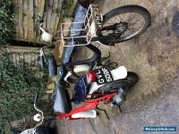 Little Honda P50 P25 Moped Classic rare scooter x2 nearly 1967 1968