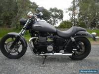TRIUMPH SPEED MASTER 2014 MODEL AS BRAND NEW ONLY 15,431 Ks