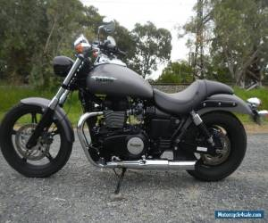 TRIUMPH SPEED MASTER 2014 MODEL AS BRAND NEW ONLY 15,431 Ks for Sale
