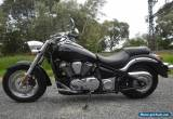 KAWASAKI VN 900 CLASSIC 2010 MODEL WITH ONLY 18,668 Ks BARGAIN @ $4990 for Sale