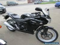 HONDA CBR 250 R-B BLACK sports commuter only 1 owner