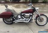 HARLEY DAVIDSON SOFTAIL 06/2000 MODEL 40441mph CLEAR  PROJECT ***READ ADD**   for Sale