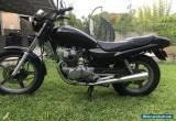 2001 honda cb250 for Sale