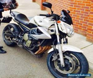 Yamaha XJ6N Naked Motorcycle  09 Plate ABS Brakes White Sport Tourer 77bhp for Sale