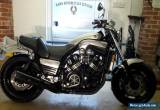 FANTASTIC 1997 YAMAHA VMAX1200 MUSCLE BIKE EXTREMELY LOW MILEAGE for Sale
