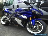 SOLD - 2009 YAMAHA YZF R1 08 **FREE UK Delivery** BLUE 4C8