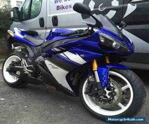 SOLD - 2009 YAMAHA YZF R1 08 **FREE UK Delivery** BLUE 4C8 for Sale