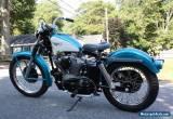 1959 Harley-Davidson Sportster for Sale