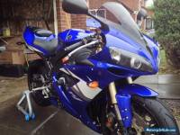 Yamaha R1 2005 Motorcycle in Excellent Condition