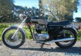 TRIUMPH BONNEVILLE 750, VERY RARE, WILL SUIT CLUB REGO OR COLLECTOR for Sale