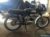 1968 Harley-Davidson Rapido