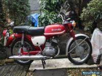 SUZUKI B120. 1976.