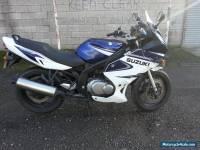 Suzuki gs500f 2007 full mot