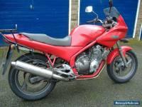 Yamaha xj600 diversion low miles 24500 1992