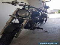 suzuki intruder bobber road bike cruiser