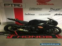 HONDA CBR 1000 RR FIREBLADE 2010 RACE TRACK BIKE