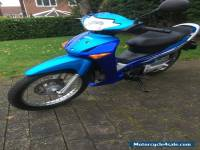 Honda 125 Scooter learner legal with gears ideal for motorhome or camper van