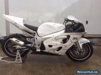 Suzuki GSXR 600 Track/Race Bike
