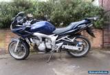 2004 YAMAHA FZ6S FAZER 600 MOTORCYCLE  for Sale