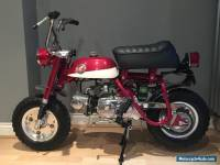 Honda Z 50 A Monkey bike 1967