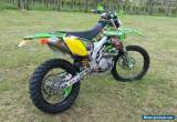 KAWASAKI KLX 450 R LIKE KTM HUSQVARNA SUZUKI SHERCO HONDA YAMAHA BUT BETTER.. for Sale