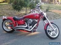 harley davidson  custom built
