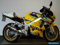 2003 SUZUKI GSXR 600 ZK3 **FREE UK Delivery** YELLOW