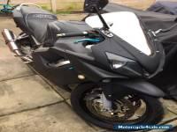 2002 HONDA CBR600F-2 black
