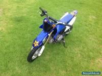 Yamaha ttr50e 2013