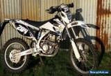 Yamaha WR250F 2007 motorcycle for Sale