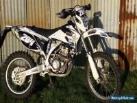 Yamaha WR250F 2007 motorcycle