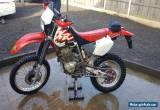 honda xr 400 for Sale