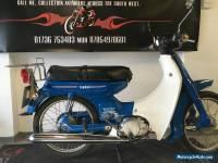 Yamaha V80, Honda C90, Townmate