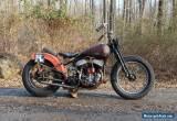 1945 Harley-Davidson Other for Sale