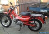 honda ct 110 trail for Sale