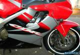 HONDA CBR600F 2005, FULL SERVICE HISTORY, LOW MILES, STUNNING MACHINE for Sale